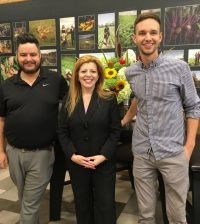 Chamber Joins Sisu Eats for Grand Opening