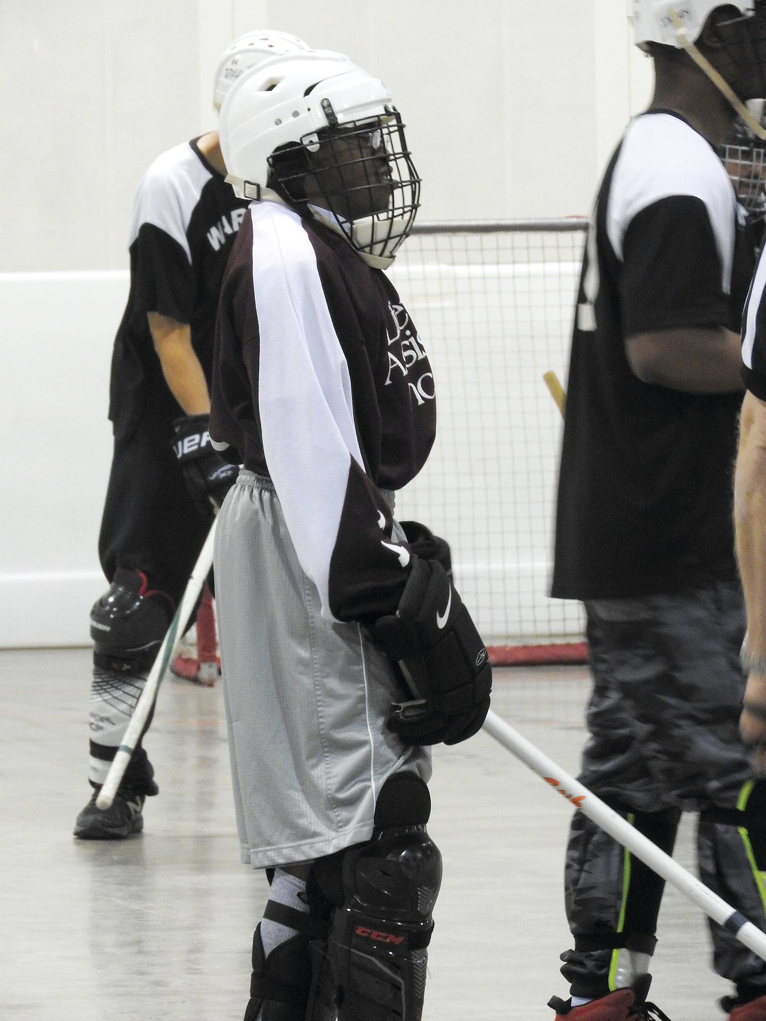 Aaron Hockey