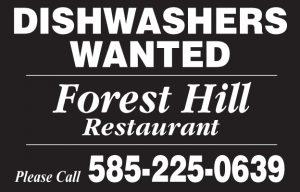 Forest Hill dishwasher 2x2
