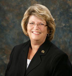 Churchville Mayor Nancy Steedman.