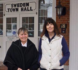 Lori Skoog and Mary Rich