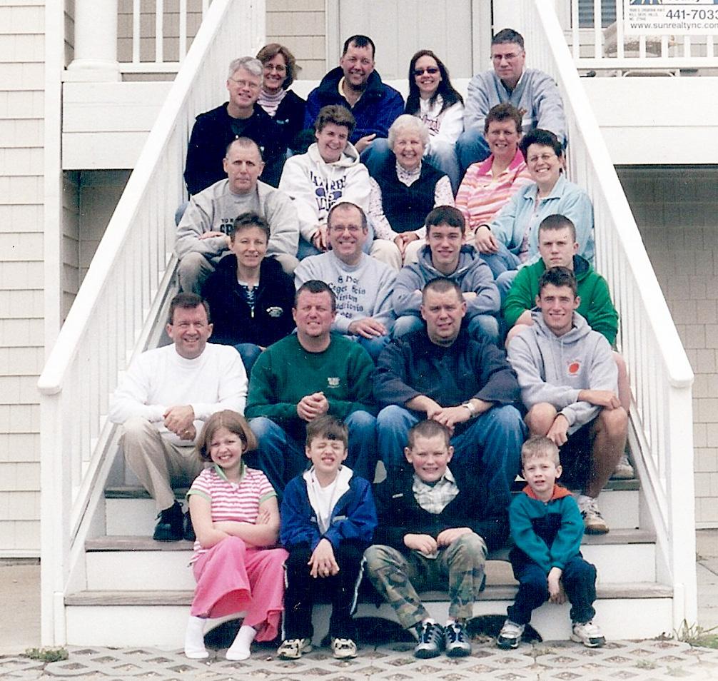 The Martin family.