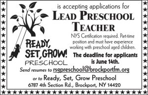 Ready, Set, Grow 2x2 PT teacher