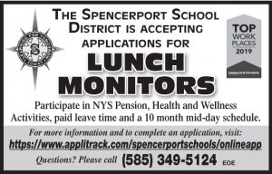 Spen Central Lunch Monitor 2x2