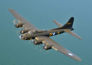 The B-17 Movie Memphis Belle