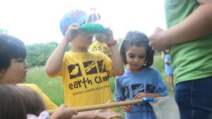 Nature Center campers. Provided photo