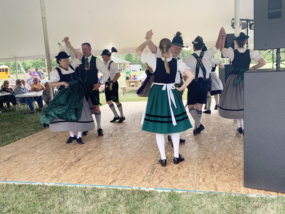 german dancer