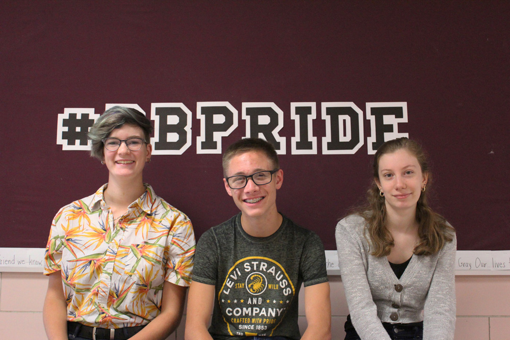 Three Byron-Bergen singers selected for prestigious All-State choirs