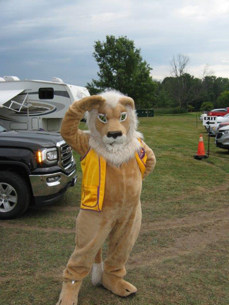 Nick the Lion