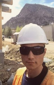 Ryan is working in Colorado and living his dream.