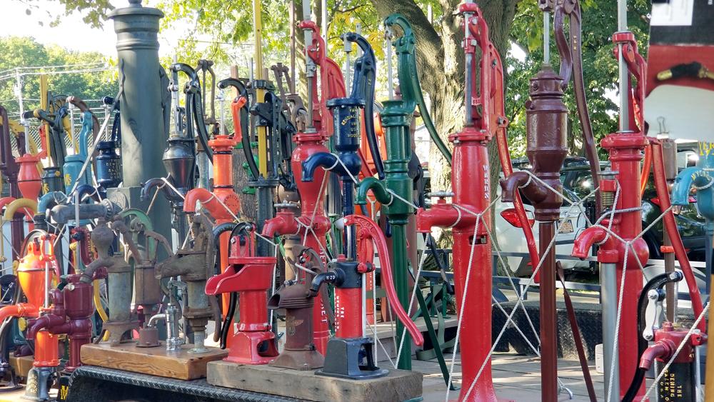 SHF Water pump