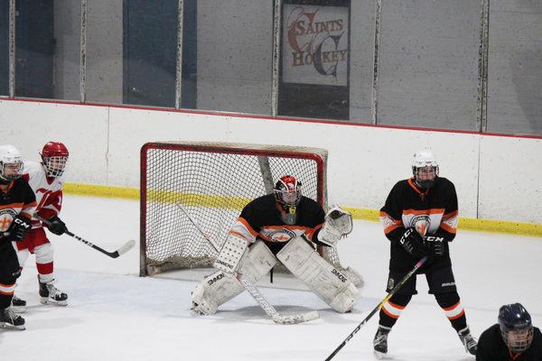 Goaltender Ethan Breton. Provided photo