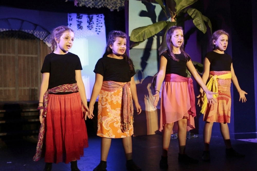 ROC Summer Theater Experience gives area youth the opportunity to participate in musical theater productions. Provided photo