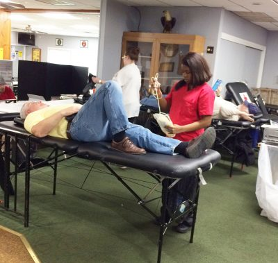 Ferris Goodridge Blood Drive