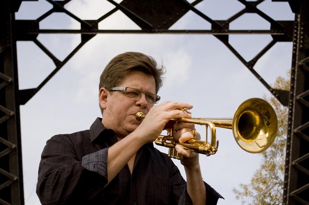 Trumpeter Wayne Bergeron.