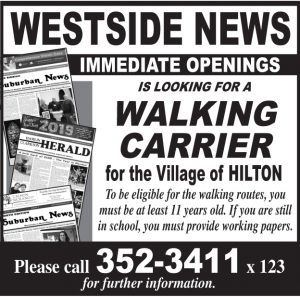 Westside News carriers small