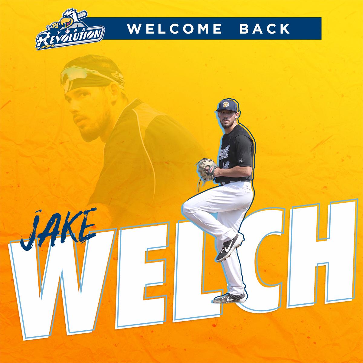 Jake Welch
