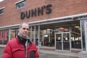 Ordinaire John Dunn In Front Of Dunnu0027s Home Furnishing, February 2012. John Says,  U201cBeing A Part Of The Community Is A Highlight Of Our Business, Giving The  Customers ...