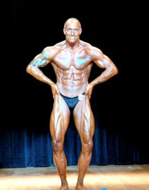Local professional body builder retires at top of his game ...